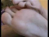 Czech boys hot feet