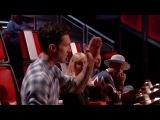 The Voice 2014 Battle Round - Sugar Joans vs. Jean Kelley Survivor