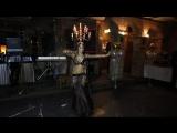 Профессиональный танец живота. Алена Шачнева. Bellydance. Часть 1