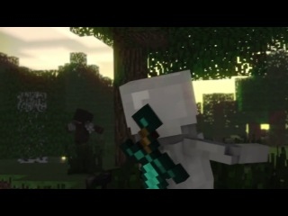 """""""Supernatural Mobs"""" - A Minecraft Parody of Katy Perry's California Gurls (Music Video)"""