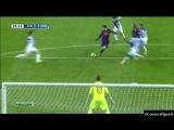Барселона 2-1 Эспаньол / Гол Месси