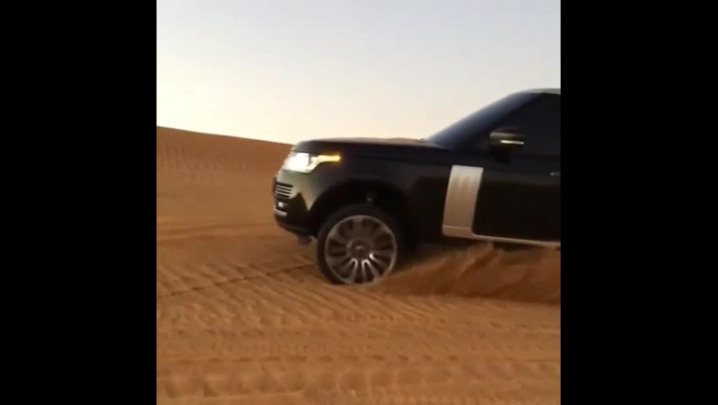 Arab Range Rover