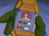 Черепашки Мутанты Ниндзя (1987). Сезон 5, серия 5. Человек-мутант (Enter: Mutagen Man)